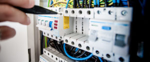 Electrical Contractor Midlands fuse board